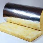 قیمت انواع پشم سنگ با روکش آلومینیوم
